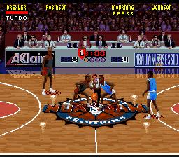 NBA Jam - Tournament Edition (Japan)