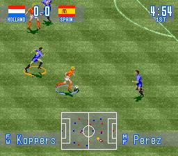 International Superstar Soccer (USA)