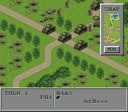 Sgt. Saunders' Combat! (Japan)