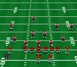John Madden Football '93 (Europe)