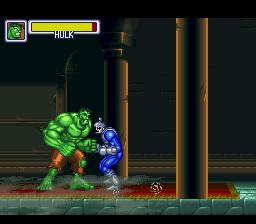 Marvel Super Heroes - War of the Gems (USA)
