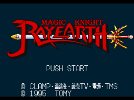 Magic Knight Rayearth (Japan) [En by LNF+RPGe v1.01]