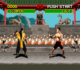 Mortal Kombat (Europe) (Beta)