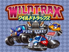 Wild Trax (Japan)