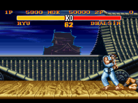 Street Fighter II Turbo - Hyper Fighting (Europe)