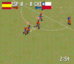 Fever Pitch Soccer (Europe) (En,Fr,De,Es,It)