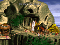 Donkey Kong Country (USA) (Rev A)