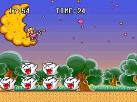 BS Excitebike - Bunbun Mario Battle Stadium 3 (Japan) [936C]