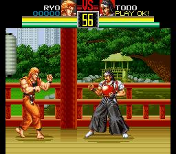 Art of Fighting (Europe)