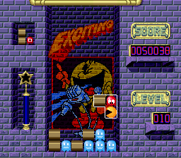 Pac-Attack (Europe)