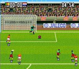 Super Goal! 2 (USA)
