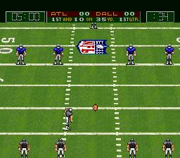 Capcom's MVP Football (USA)
