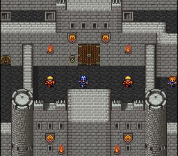 Final Fantasy IV - Easy Type (Japan)