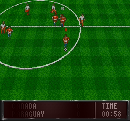 Eric Cantona Football Challenge (Europe) (En,Fr,De,Es,It,Nl,Sv)