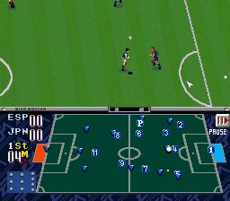Zico Soccer (Japan)