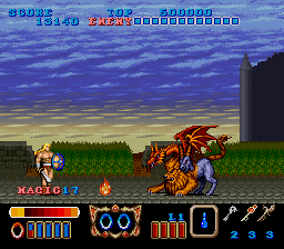 Magic Sword (USA)