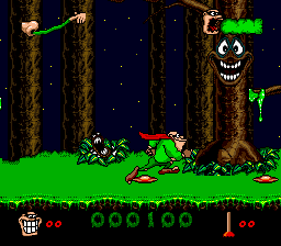Boogerman - A Pick and Flick Adventure (Europe)