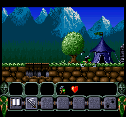 King Arthur's World (Europe)