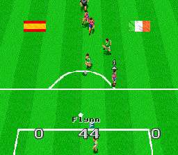 Virtual Soccer (Europe)
