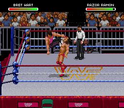 WWF Raw (Europe)