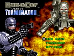 RoboCop versus The Terminator (Europe)