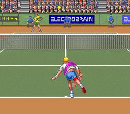 David Crane's Amazing Tennis (Japan)