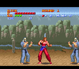 Ultimate Fighter (USA)