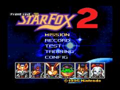 Star Fox 2 (Japan) (Proto2)