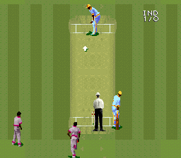 Super International Cricket (Europe) (Beta)