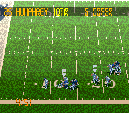 Tecmo Super Bowl III - Final Edition (Japan)
