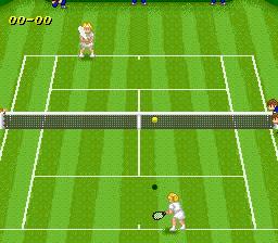 Super Tennis - World Circuit (Japan)
