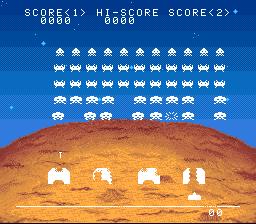 Space Invaders - The Original Game (Japan)