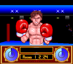 Onizuka Katsuya Super Virtual Boxing - Shin Kentou Ou Densetsu (Japan)