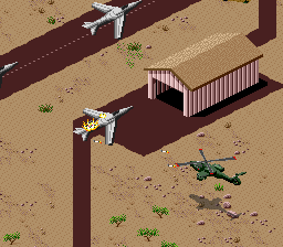 Desert Strike - Return to the Gulf (USA)