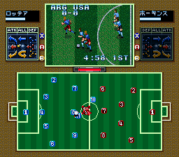 Tactical Soccer (Japan) (Beta)