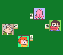 Saibara Rieko no Mahjong Hourouki (Japan)