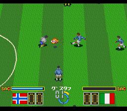 Hat Trick Hero 2 (Japan)