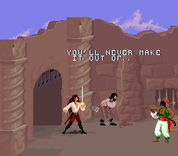 CutThroat Island (Europe)