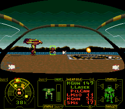 Mechwarrior (Europe)