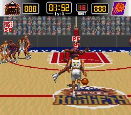 NBA Give 'n Go (USA)