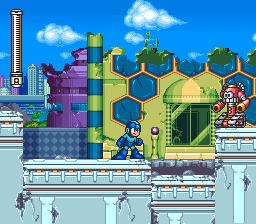 Megaman VII (USA)