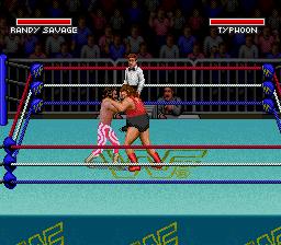 WWF Super WrestleMania (USA)