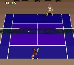 Jimmy Connors Pro Tennis Tour (Europe)