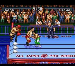 Zen-Nihon Pro Wrestling' - Sekai Saikyou Tag (Japan)