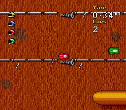 Micro Machines 2 - Turbo Tournament (Europe)