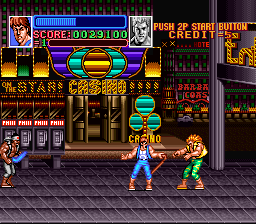 Return of Double Dragon (Japan)