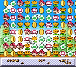 Undake 30 Same Game Daisakusen - Mario Version (Japan)