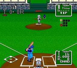 Nolan Ryan's Baseball (USA)