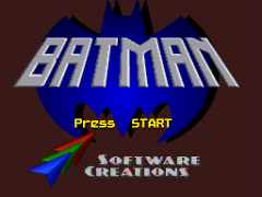 Batman (USA) (Proto)