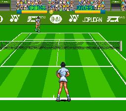 Date Kimiko no Virtual Tennis (Japan)